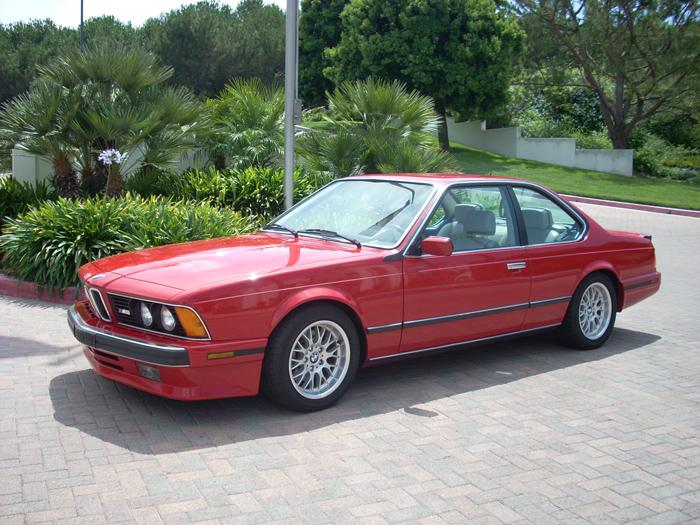 RONGINEER Automotive Product Design Development - 1988 bmw 6 series
